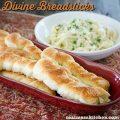 Divine Breadsticks | realmomkitchen.com