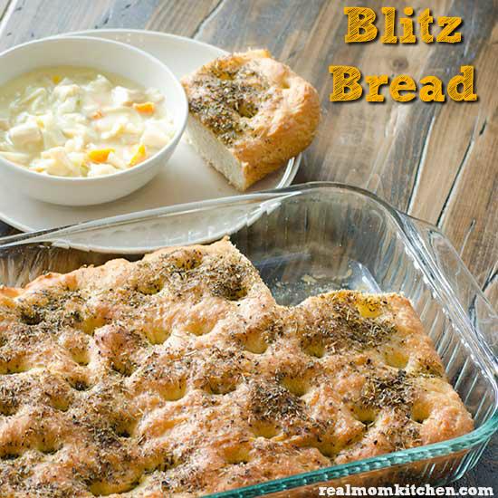 Blitz Bread | realmomkitchen.com