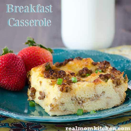 Breakfast Casserole   realmomkitchen.com
