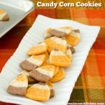 Candy Corn Cookies   realmomkitchen.com