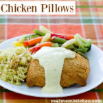 Chicken Pillows | realmomkitchen.com