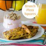Brunch Pizza Squares | realmomkitchen.com