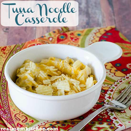Tuna noodle casserole real mom kitchen tuna noodle casserole realmomkitchen forumfinder Image collections