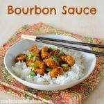 Bourbon Sauce | realmomkitchen.com