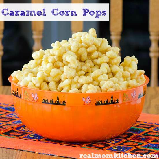 Caramel Corn Pops   realmomkitchen.com
