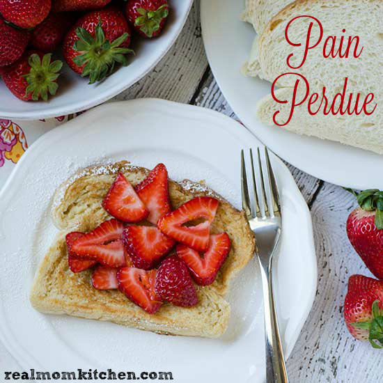 Pain Perdue   realmomkitchen.com