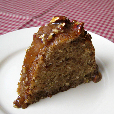 German Chocolate Bundt Cake From Mix