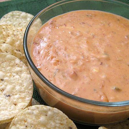 cheesy bean dip 4 450
