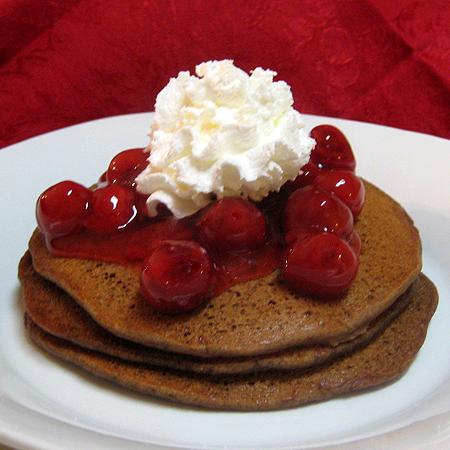 chocolate pancakes 1 450