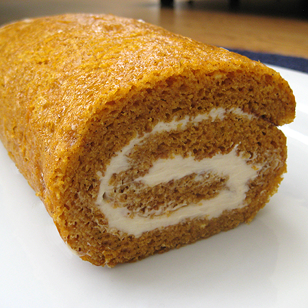 Pumpkin Roll With Cake Mix Recipe