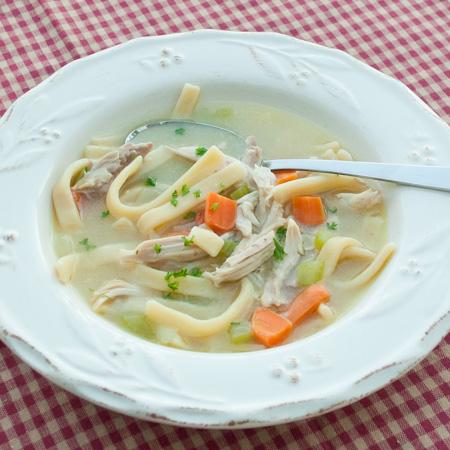 Thanksgiving Soup Kitchen