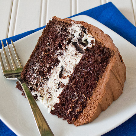 Kraft Recipes Oreo Ice Cream Cake