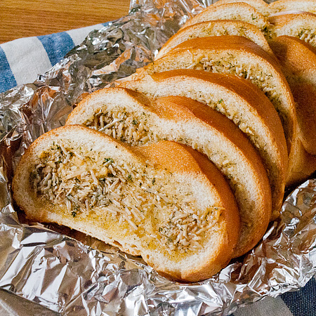Dilly Garlic Bread