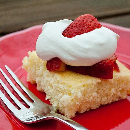 Angel Food Cake Lemon Pie Filling Whipped Cream