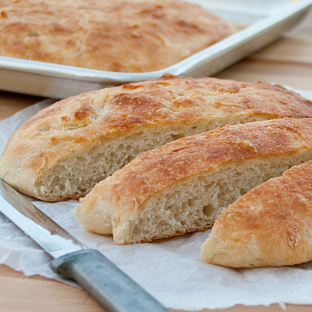 Flashback Friday – Easy Peasant Bread