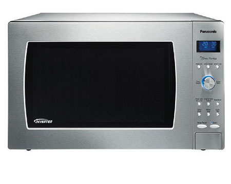 Panasonic Microwave and Rice Cooker Review