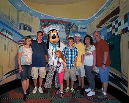 Group at Goofys
