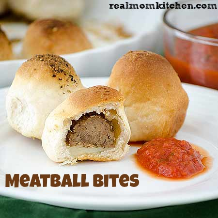 Meatball Bites