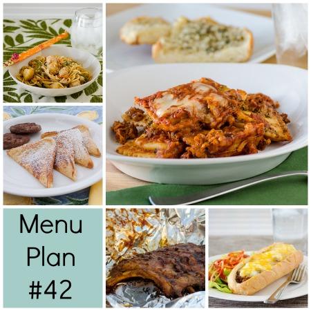 Menu Plan Monday – Week 42