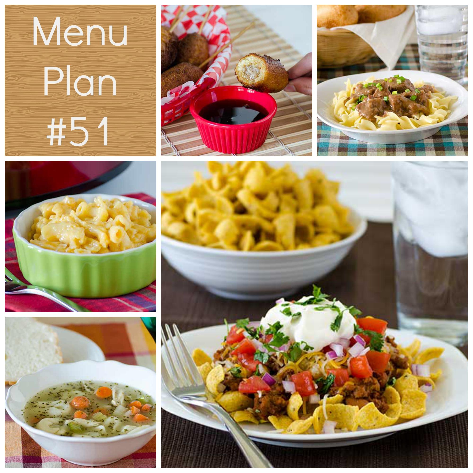 Menu Plan Monday – Week 51
