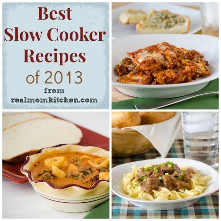 Best Slow Cooker 2013 - realmomkitchen.com