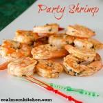 Party Shrimp | realmomkitchen.com