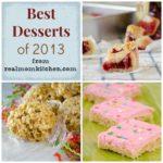 best desserts 2013 - realmomkitchen.com