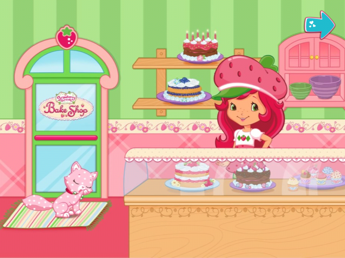 Strawberry Shortcake Pictures App