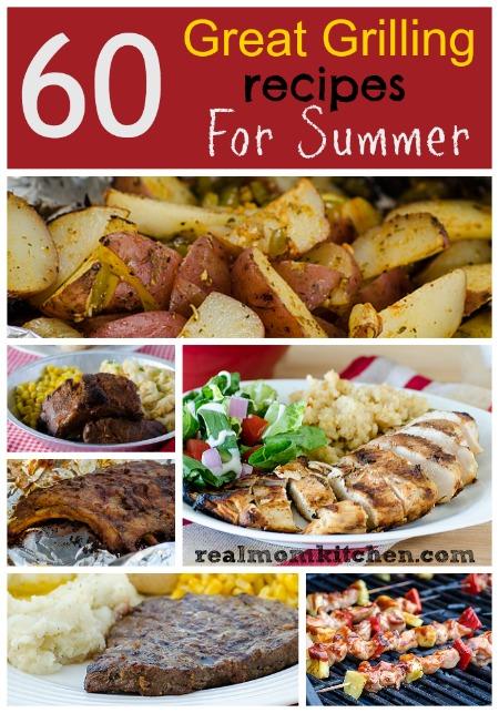 60 Summer Grilling Recipes