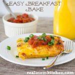 Easy Breakfast Bake | realmomkitchen.com