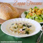 Zuppa Toscana | realmomkitchen.com