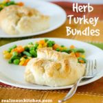 Herb Turkey Bundles | realmomkitchen.com