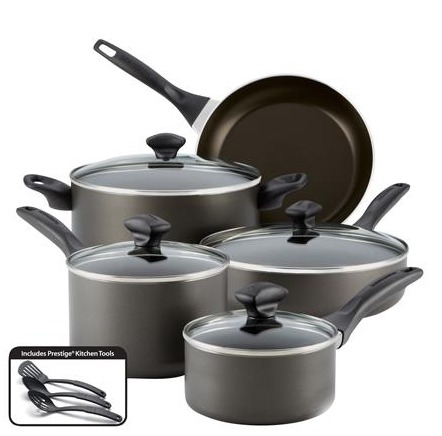 Farberware 12 Piece Set Giveaway | Real Mom Kitchen