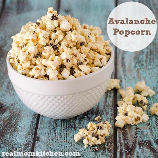 Avalanche Popcorn   realmomkitchen.com