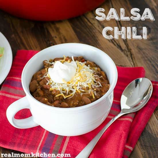 Salsa Chili And Bushschilicookoff Real Mom Kitchen