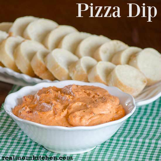 Pizza Dip | realmomkitchen.com