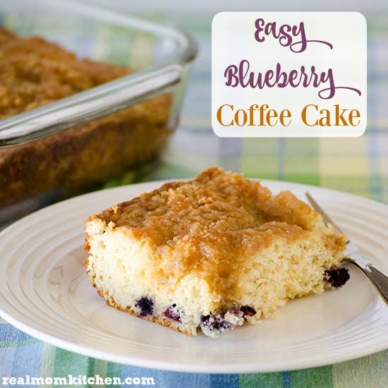 Bisquick Baking Mix Blueberry Coffee Cake Recipe