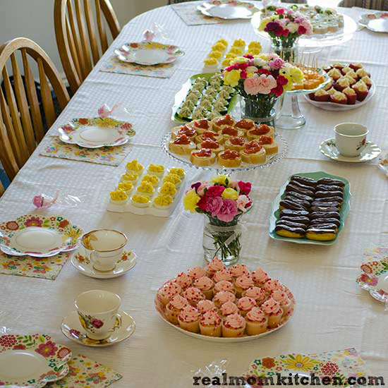 Hosting A Tea Party Real Mom Kitchen