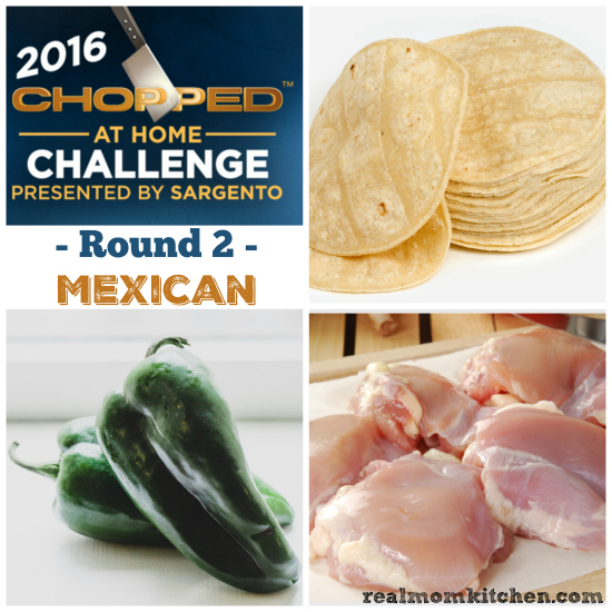 Chopped at Home Challenge with Sargento | realmomkitchen.com