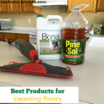 Best Products for Cleaning Floors | realmomkitchen.com