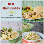 Best Main Dishes of 2016 | realmomkitchen.com