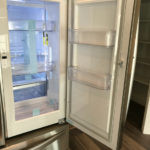 LG Fridge door-in-door | realmomkitchen.com