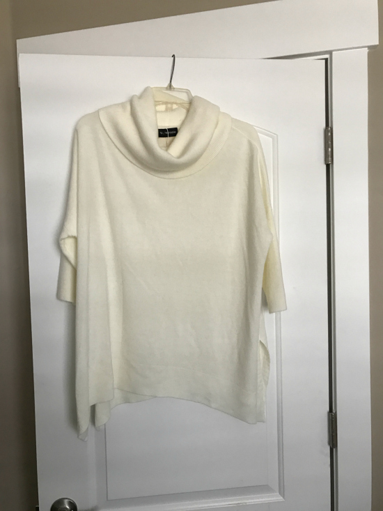 Wantable ivory sweater | realmomkitchen.com