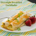Overnight Breakfast Enchiladas   realmomkitchen.com