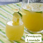 Pineapple Limeade | realmomkitchen.com