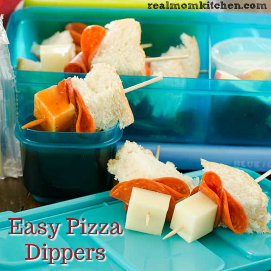 Easy Pizza Dippers   realmomkitchen.com