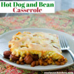 Hot Dog and Bean Casserole | realmomkitchen.com
