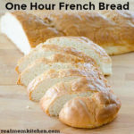 One Hour French Bread | realmomkitchen.com
