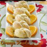 Orange Knots | realmomkitchen.com