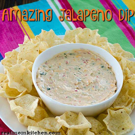Amazing Jalapeno Dip | realmomkitchen.com
